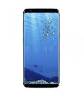 Reparaçao Ecrã (cristal) Samsung S8 G950F
