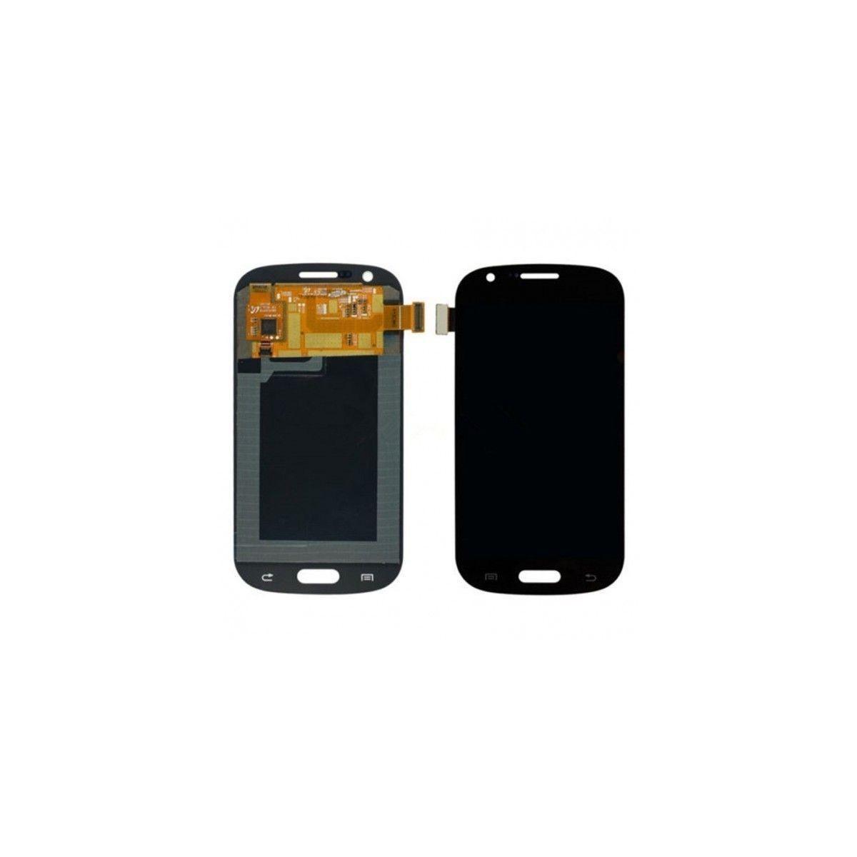 pantalla completa samunsung galaxy express i8730 gris