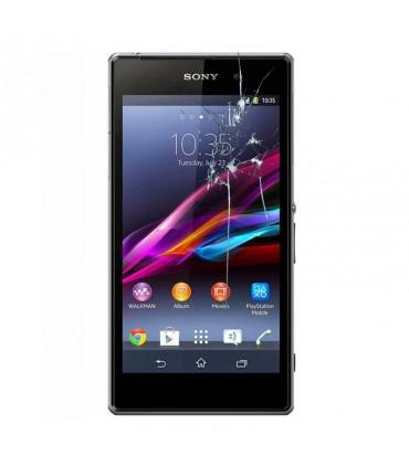 Reparacion pantalla Original Sony EXperia Z1 L39H negra