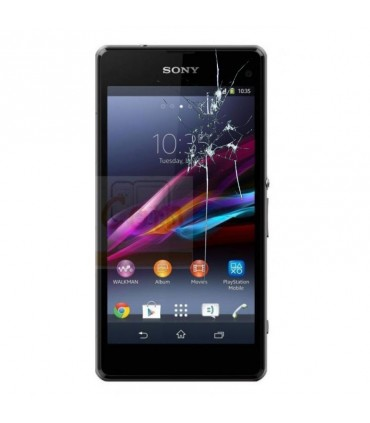 Reparacion pantalla Original Sony EXperia Z1 COMPACT negra