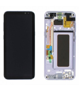 Ecrã Original Samsung galaxy S8 PLUS G955F PLATA