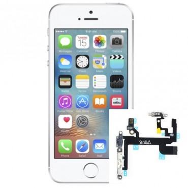 Reparación boton de encendido iphone 5 5s 5c