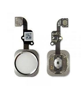 Flex Boton Home Iphone 6 iphone / 6 plus plata