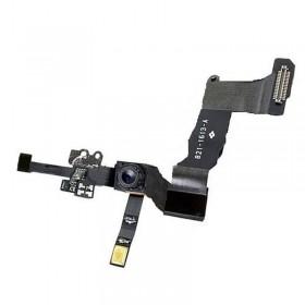Modulo cámara frontal y Cable flex con sensor de proximidad y micrófono para iphone SE