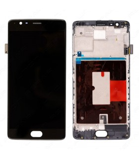 Ecrã completa Oneplus 3T LCD + Tactil