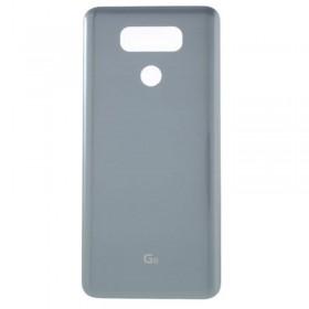 Tapa traseira para lg G6 cinza,