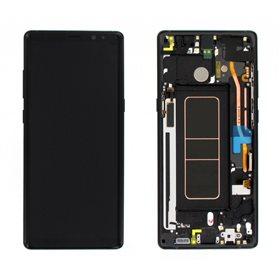 Ecrã Original Samsung Galaxy Note 8 N950F Preto