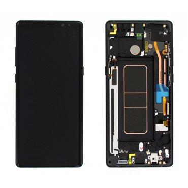 Pantalla Original Samsung Galaxy Note 8 N950 Negra
