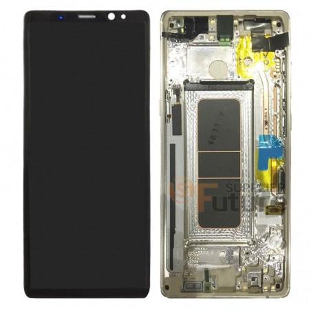 Pantalla Original Samsung Galaxy Note 8 N950 Dorado