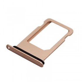 Bandeja SIM Dorada para iPhone 8 plus