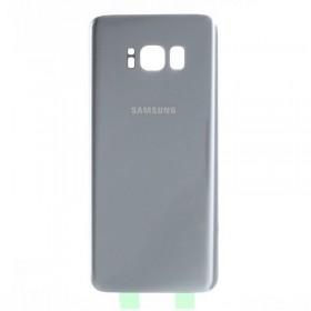 Tapa traseira para Samsung Galaxy S8 G950F em cor cinza