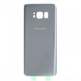 Tapa trasera gris para Samsung Galaxy S8 G950F