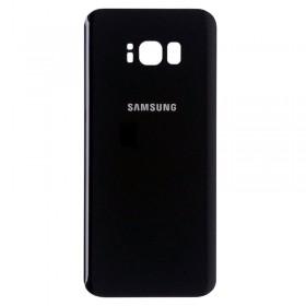 Tapa trasera negra para Samsung Galaxy S8 G950F