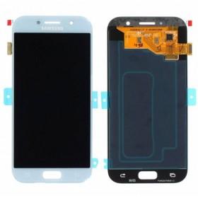 Pantalla Original Samsung A5 2017 A520F Azul