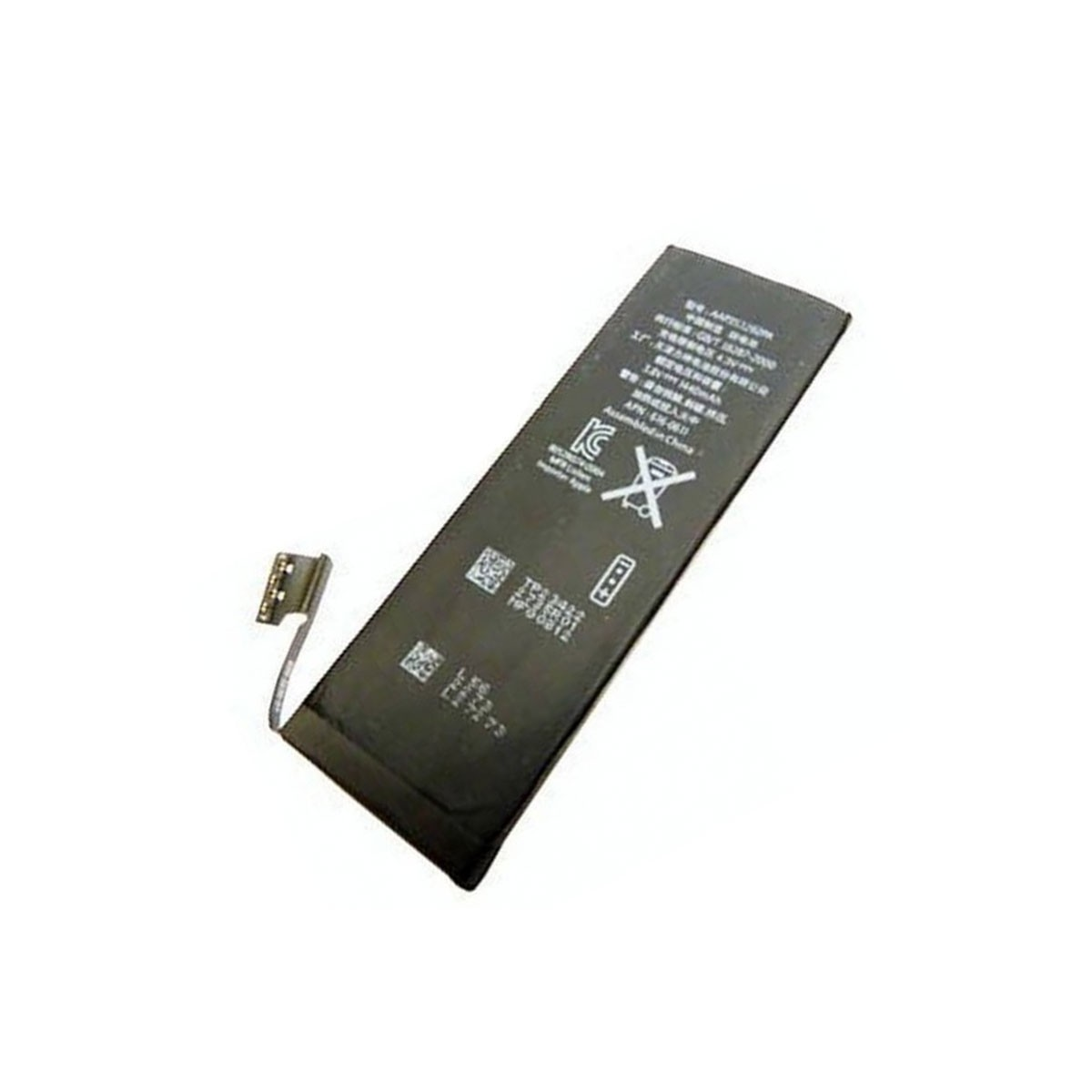 Batería para iphone 5 3.8V 1440mAh