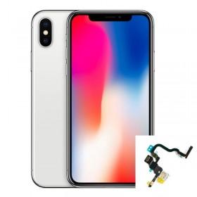 Reparaçao botão de liga, micro e flash iPhone X