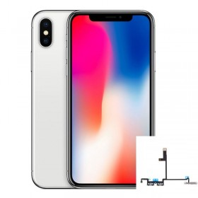 Reparación boton de volumen iPhone X