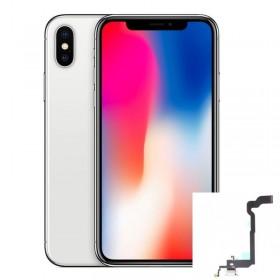Reparacion conector de carga de iPhone X