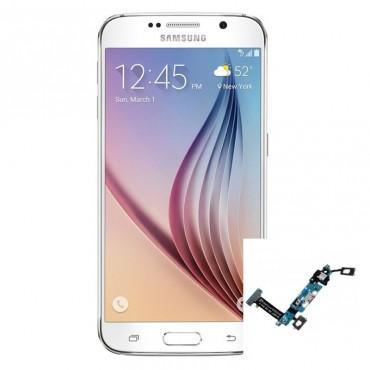 Reparacion conector de carga de Samsung Galaxy S6 G920F