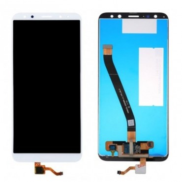Pantalla completa para Huawei Mate 10 Lite blanca