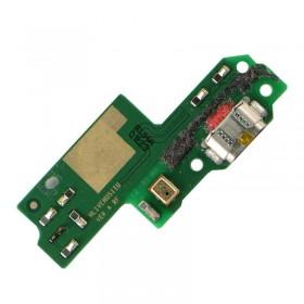 Placa inferior con conector de carga para Huawei P9