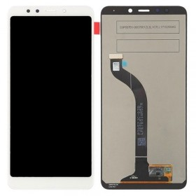 Ecrã completa Xiaomi Redmi 5 branca