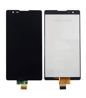 Ecrã LCD Display , Tactil para LG K220N X Power Preta