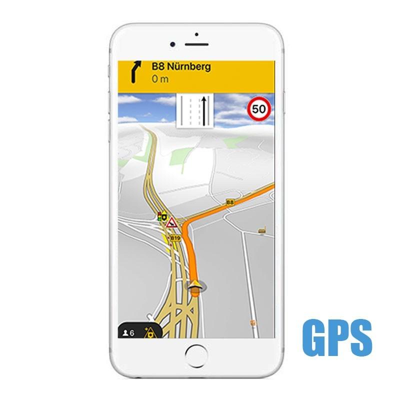 iPhone 4G funda GEAR4 negra, solo cubre el marco metalico BUMPER BLANCO