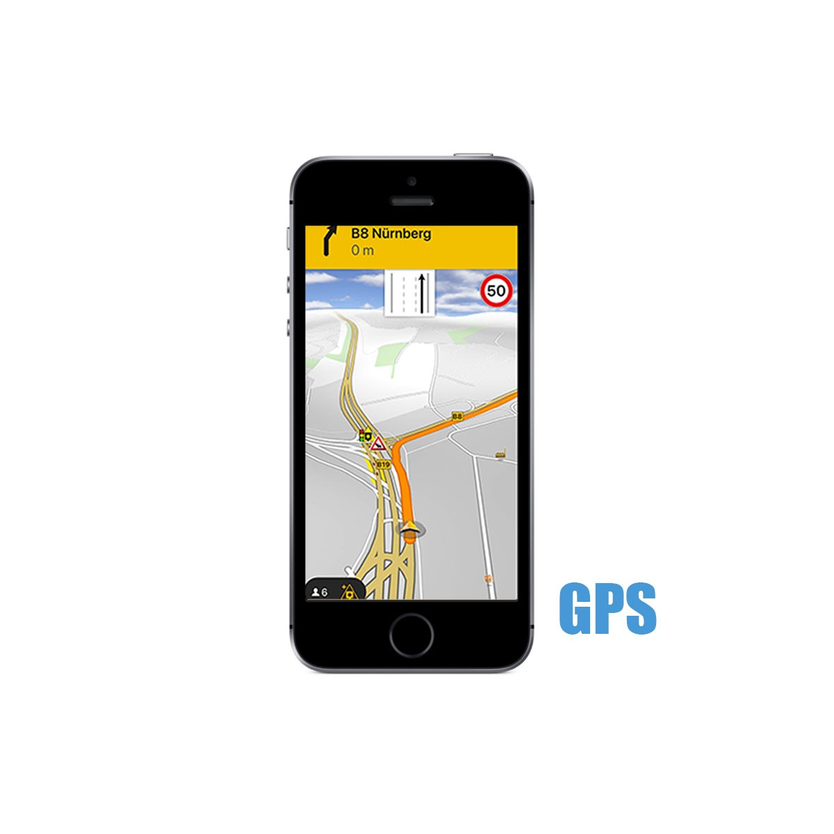 Reparaçao Antena GPS iPhone SE