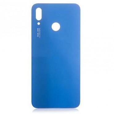 Tapa Traseira Huawei P20 lite/ nova 3e em cor azul