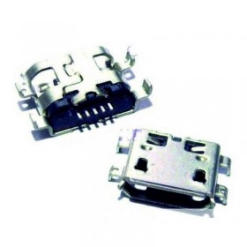 sub placa conetor de carrega Alcatel C7 7040