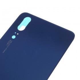 Tapa Traseira Huawei P20 em cor azul