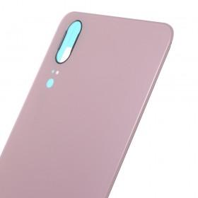 Tapa Trasera Huawei P20 rosa