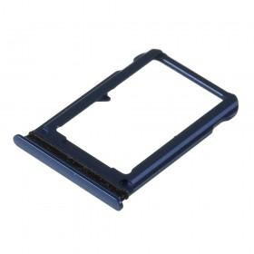 Bandeija SIM Xiaomi Mi 8 cor azul