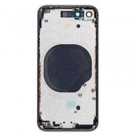 Chasis iphone 7 negro brillante