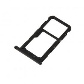 Bandeija SIM Huawei P20 Lite Preta