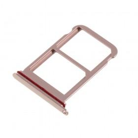 Bandeja DUAL SIM Huawei P20 Pro Rosa oro