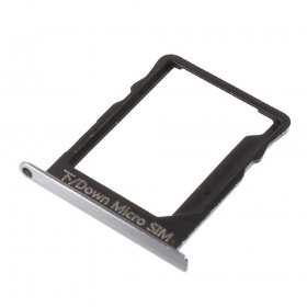 Bandeija SIM 2/ Micro SD Huawei P8 Lite Cinza