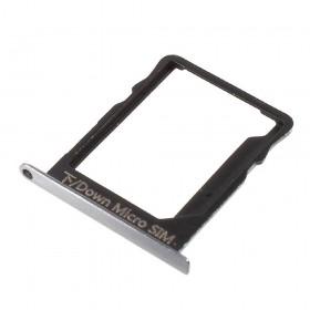 Bandeja SIM 2/ Micro SD Huawei P8 Lite Gris
