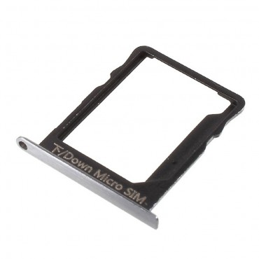 Bandeja SIM Huawei P8 Lite Gris