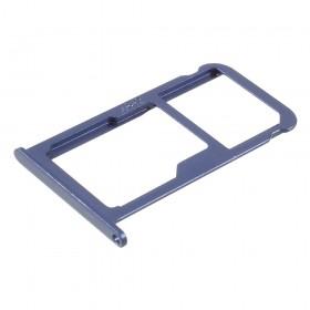 Bandeja DUAL SIM Micro SD Huawei P10 lite Azul