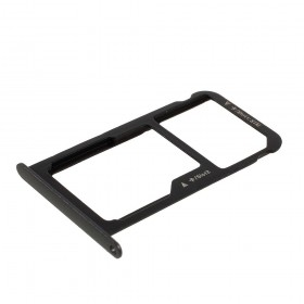 Bandeja SIM Huawei P9 Lite negra