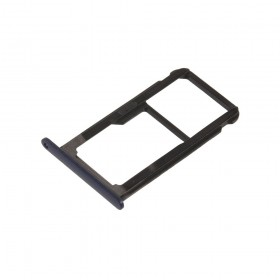Bandeija DUAL SIM Micro SD Huawei P10 lite Azul