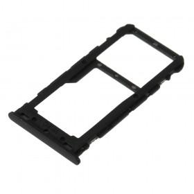 Bandeija DUAL SIM Micro SD Xiaomi Redmi 5 Preta