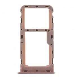 Bandeja DUAL SIM Micro SD Xiaomi Redmi 5 oro rosa