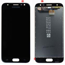 Pantalla completa (LCD/display + digitalizador/táctil) para Samsung Galaxy J3 (2017), J330F NEGRA
