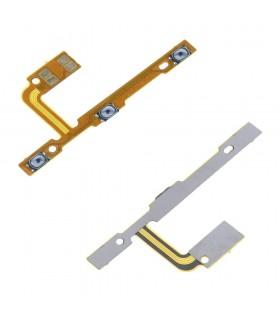 Flex de volume e ignição para Huawei Mate 10 Lite