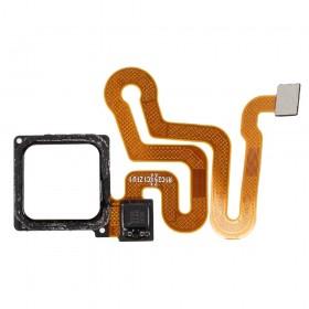 Cable flex del sensor de huella Huawei P9/ P9 Lite blanco