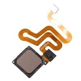 Cable flex del sensor de huella Huawei P9/ P9 Lite negro