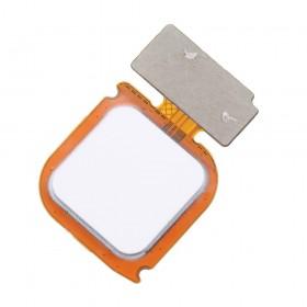 Cable flex sensor de huella Huawei P10 lite/ P8 Lite 2017/ honor 8 lite blanco